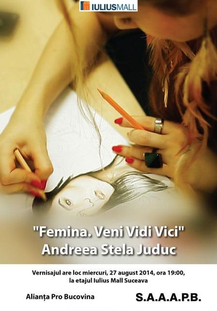 Afis Femina Veni Vidi Vici_IM SV_2014