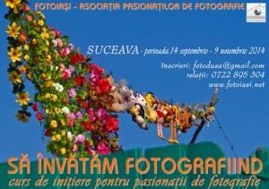 Curs foto Suceava