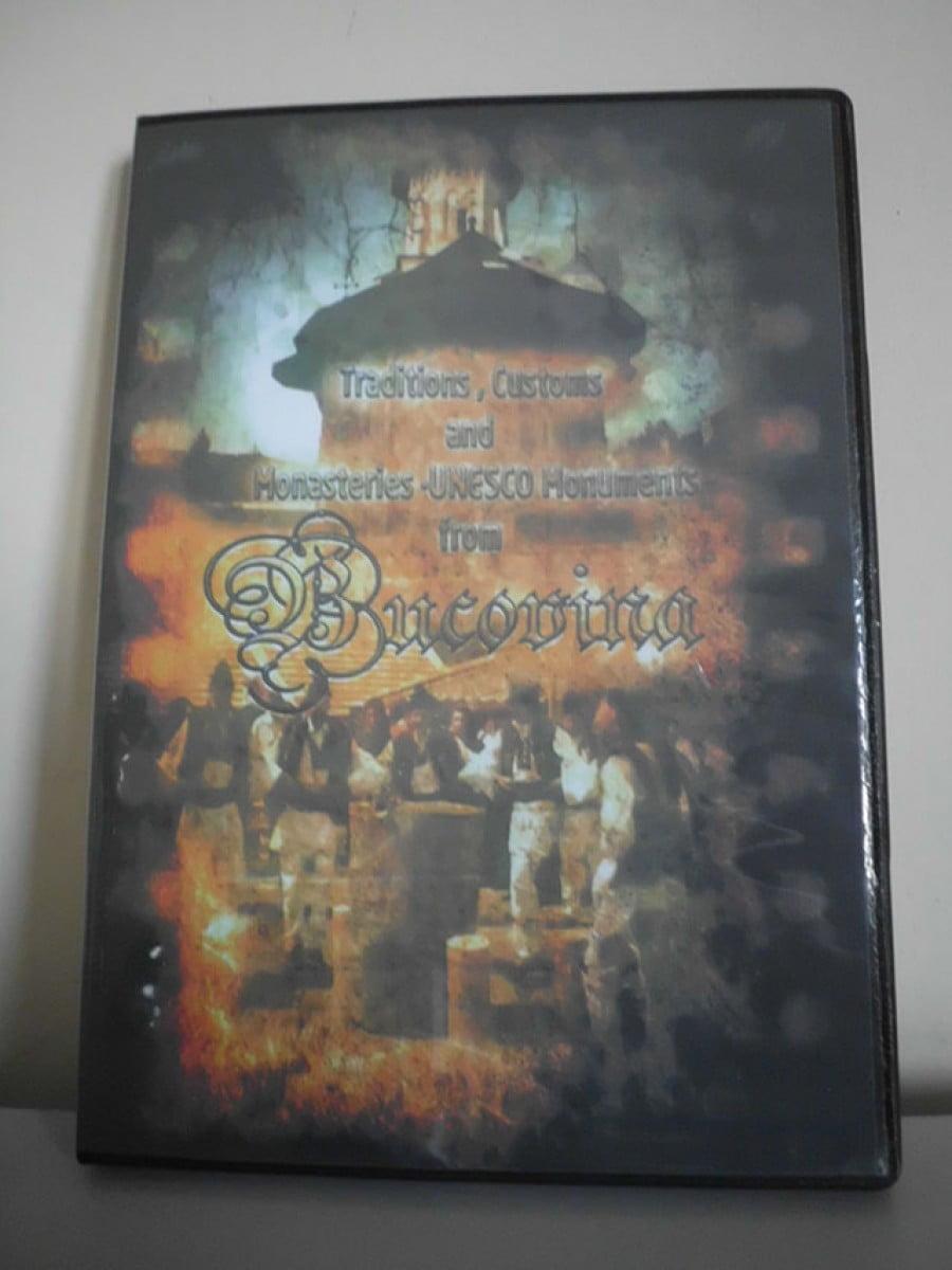 DVD cu Bucovina