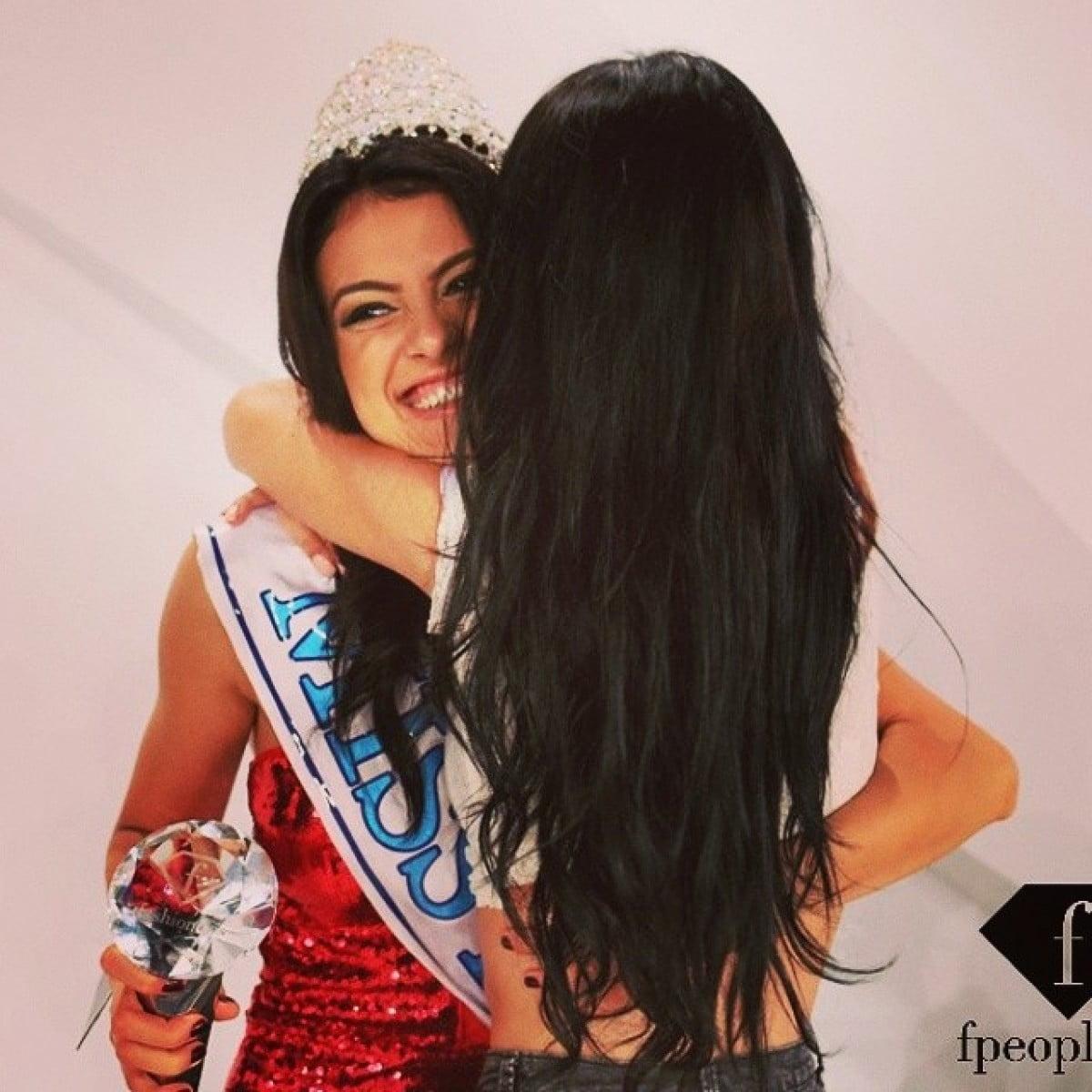 Iuliana Dumbrava premiu miss litoral