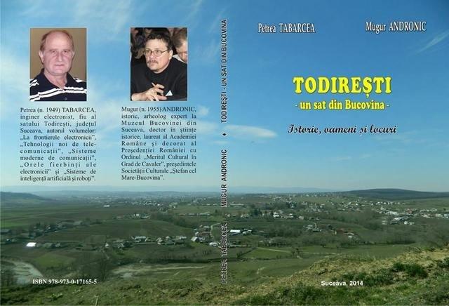 monografie todiresti
