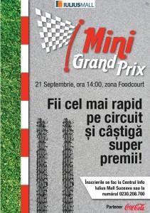Afis Mini Grand Prix_IMSV_2014