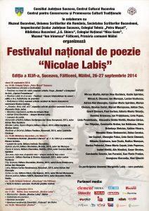 Afis - Nicolae Labis A3