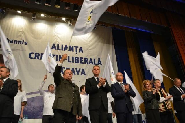 Iohannis ACL Flutur Balan Preda Negura Turcanu Ungureanu Varga (1)