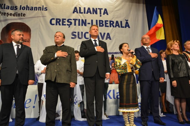 Iohannis ACL Flutur Balan Preda Negura Turcanu Ungureanu Varga (9)
