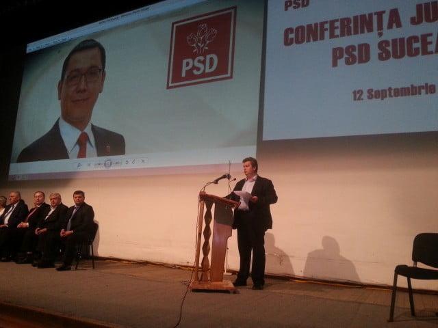 Nechifor Ponta PSD conferinta congres (11)