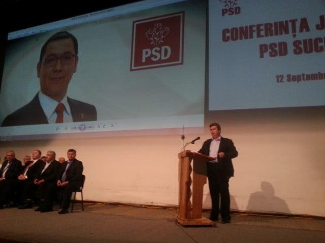 Nechifor Ponta PSD conferinta congres (13)