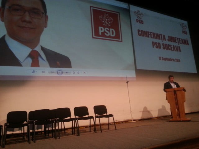 Nechifor Ponta PSD conferinta congres (6)