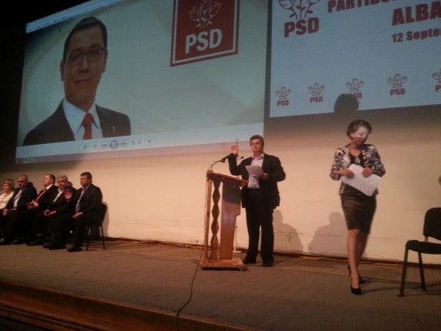 Nechifor Ponta PSD conferinta congres (9)
