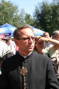 Stanislav Cucharec, noul preot paroh din Soloneţu Nou