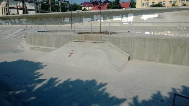 Skatepark  inainte