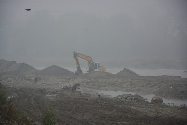 apa ceata excavator