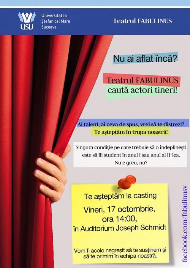 casting fabulinus