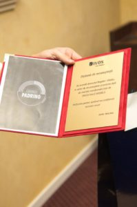 diploma de recunostinta vladau