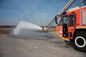 pompieri aeroport