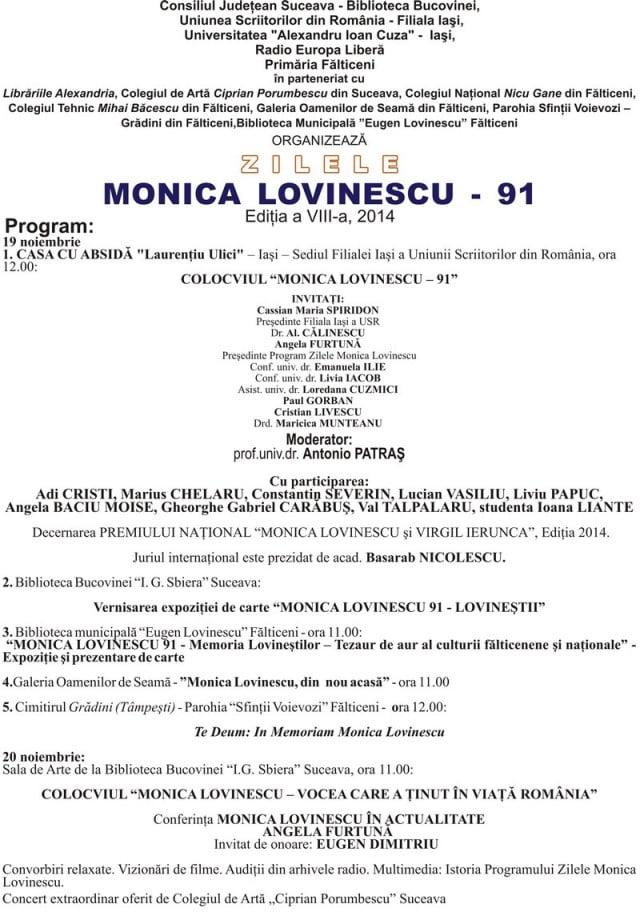 AFIS PROGRAM DETALIAT MONICA LOVINESCU 2014 pi