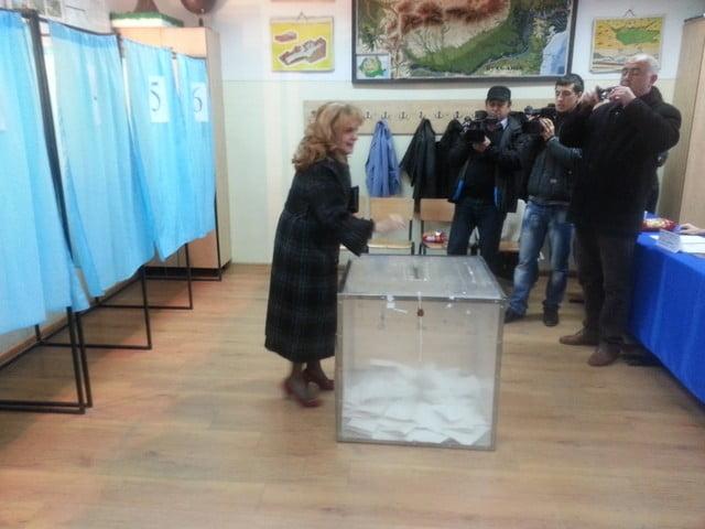 Ardeleanu la vot