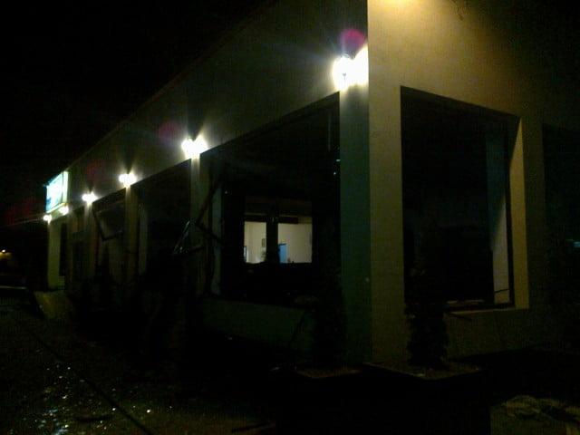Explozie restaurant Campulung
