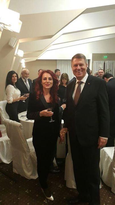 Vasilica Miron Klaus Iohannis