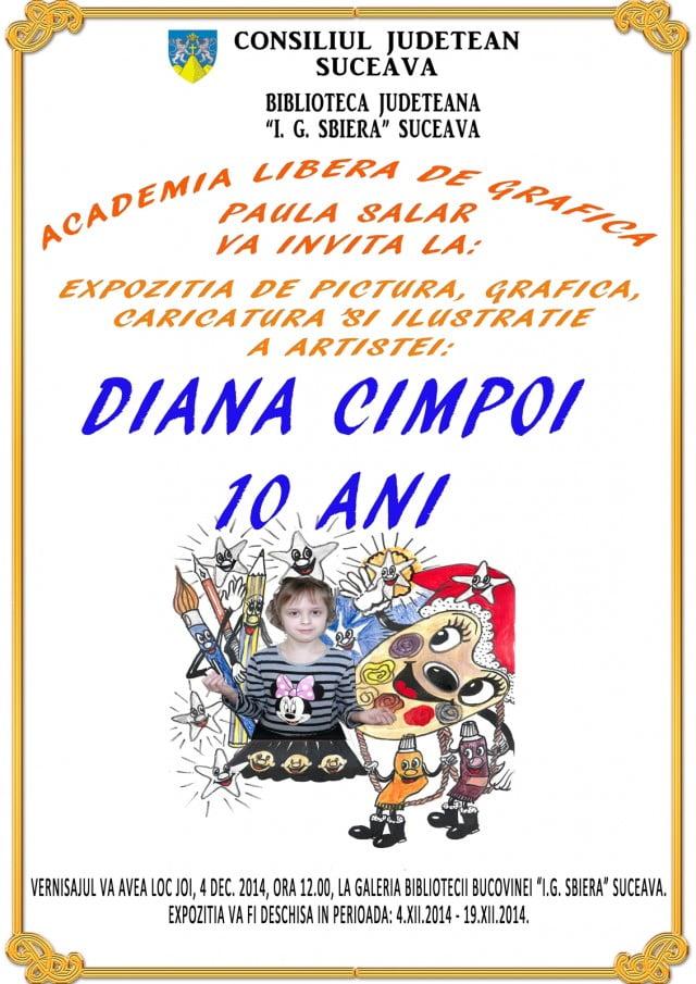 AFIS Diana Cimpoi