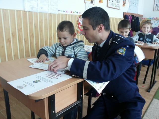 Actiune a politistilor de Mos Nicolae 07.12 (2)