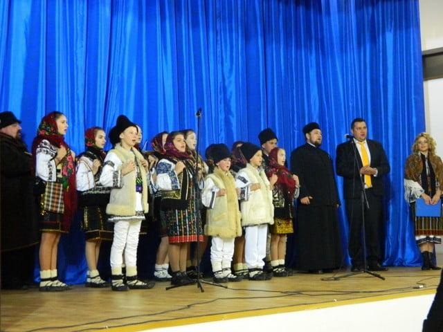 "Concert de colinde ""Preot Ioan Bilauca"""