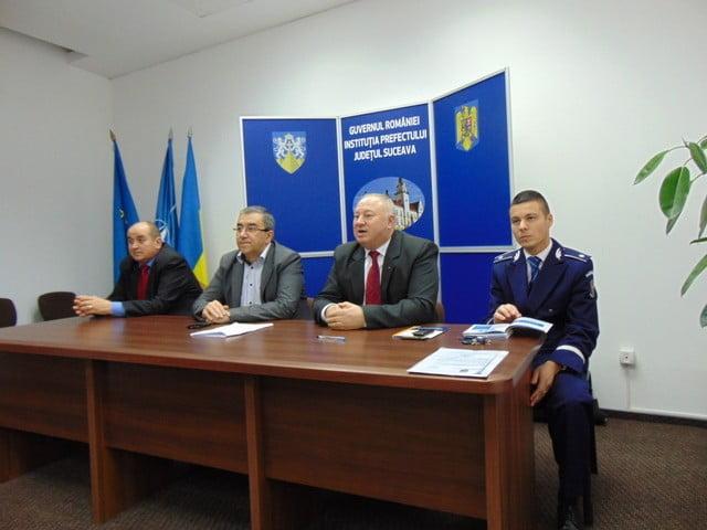 foto intalnire anticoruptie Prefectura Suceava 09.12.2014