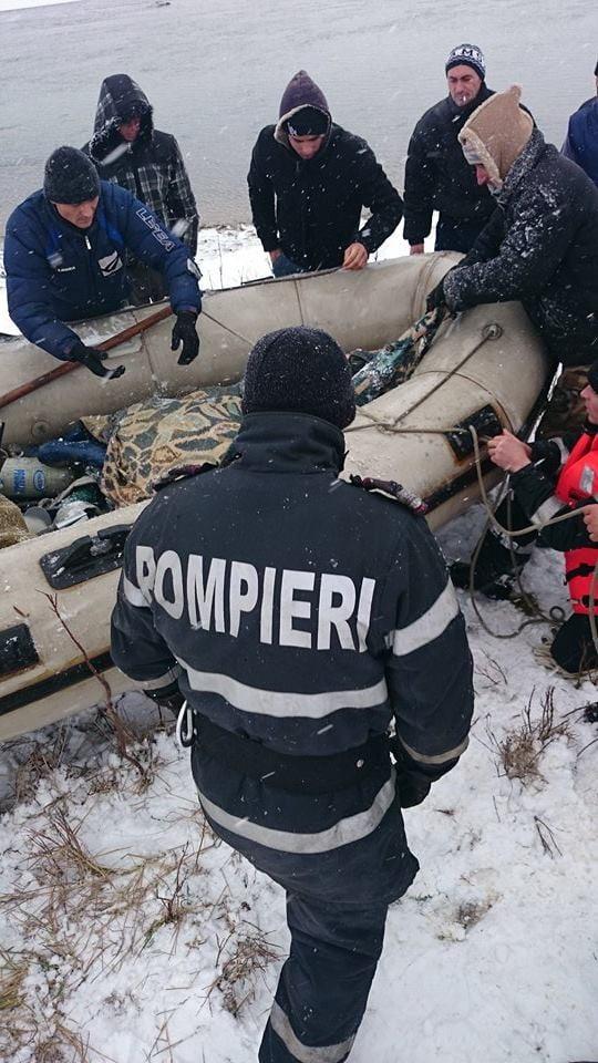 pompieri,barca,salvare inec