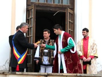 stejarelul la Alba Iulia
