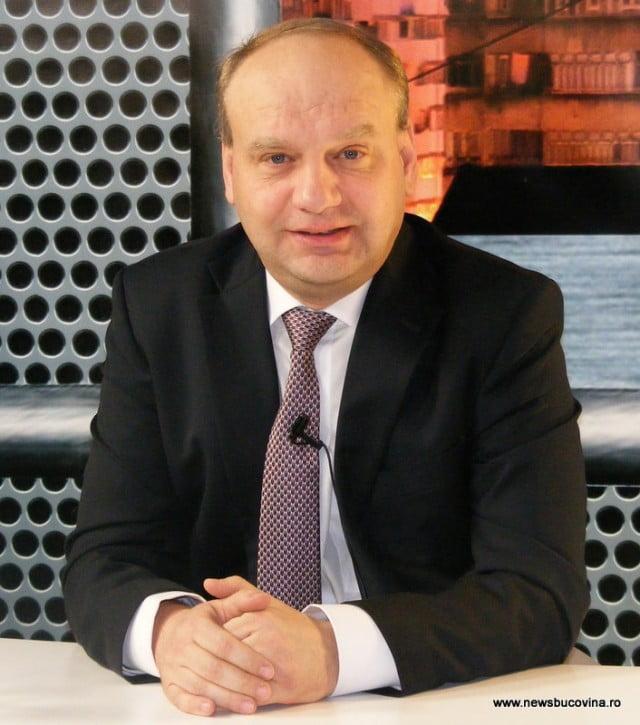 Senator PSD de Suceava- Ovidiu Dontu