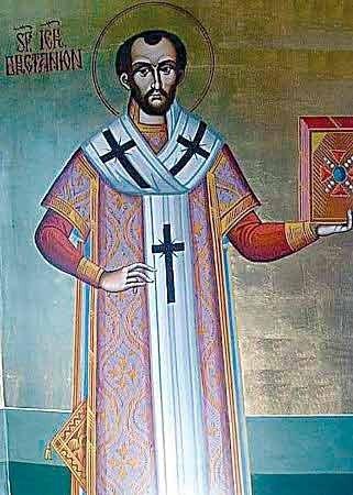 Sf. Bretanion al Tomisului