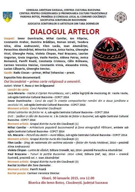 dialogul artelor 2015