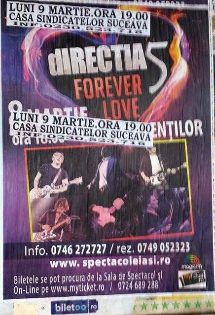 directia 5 forever love