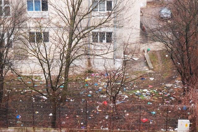gunoaie in curtea liceului alimentar (6)
