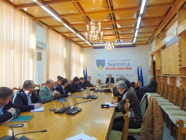 sedinta CJSU Suceava