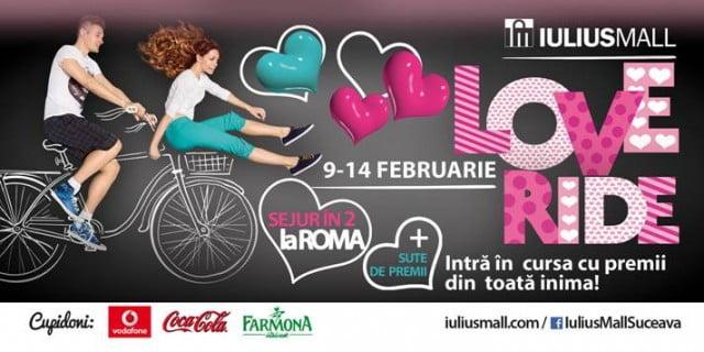 Valentine`s Day Iulius Mall Suceava 2015
