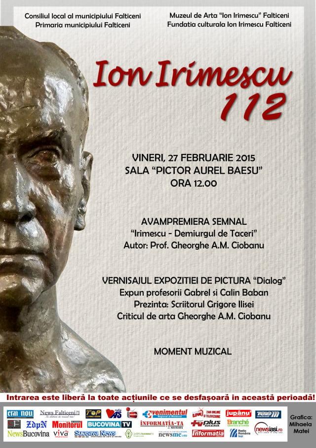 afis Irimescu 112