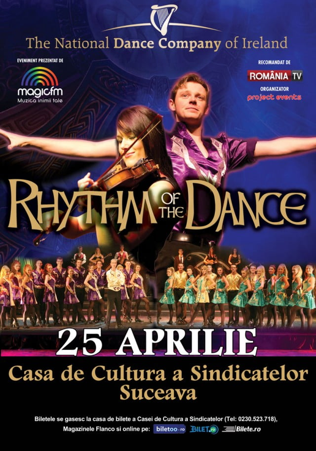 "afis_""Rhythm of the Dance"""