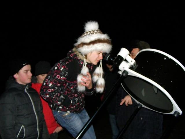 observatie astronomica 2