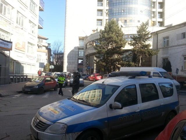 politia locala amenzi parcare ilegala