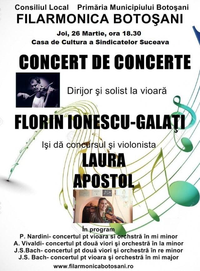 26 martie Filarmonica Bt