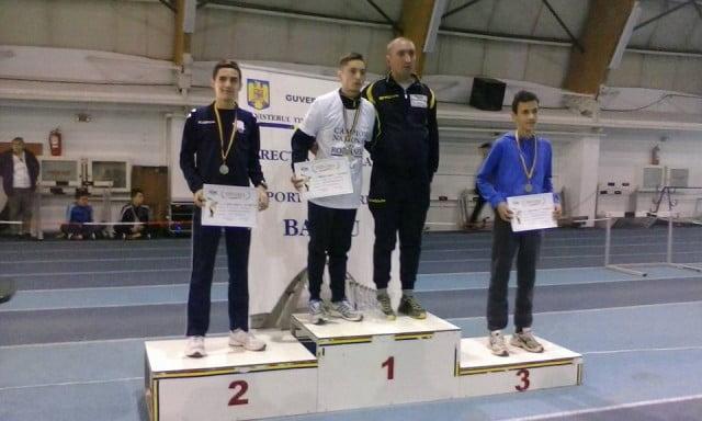 Daniel Claudiu Mihaescu Dorna campion