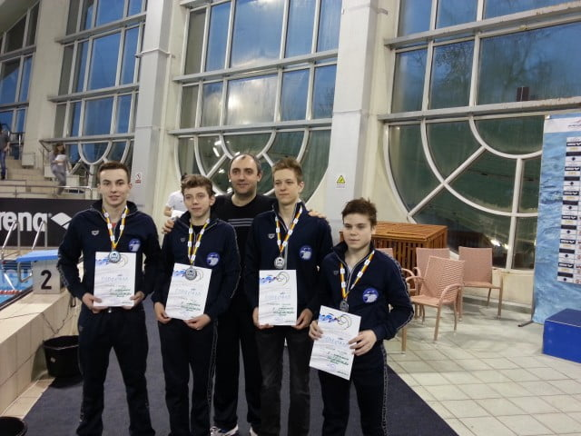 campionatul national inot 2015