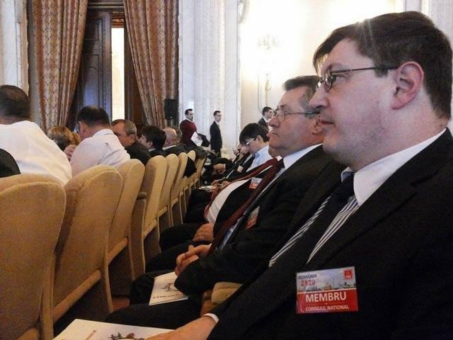 virvara si bradatan la consiliul national al PSD