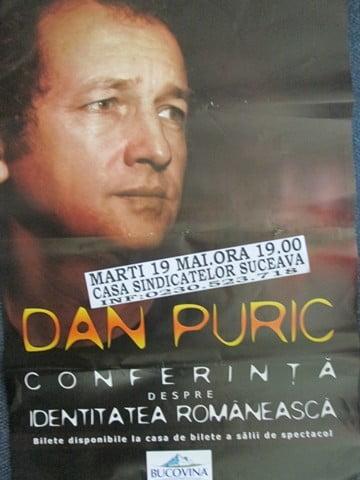 19 mai 2015 Dan Puric