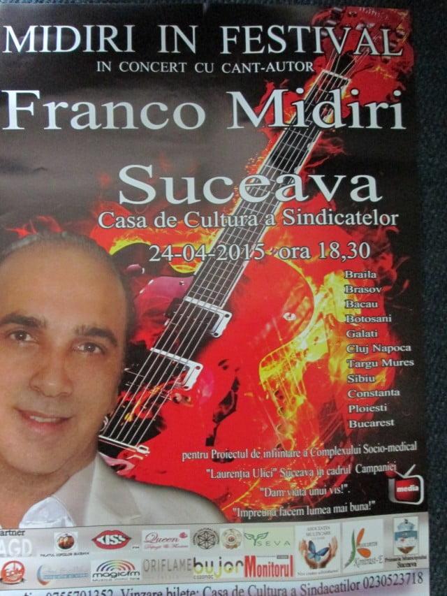 24 apr 2015 Franco Midiri