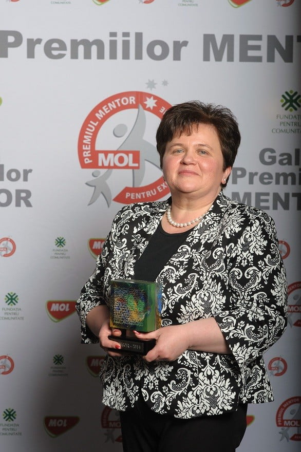 Daniela Luminița Ceredeev mol_mentor2015