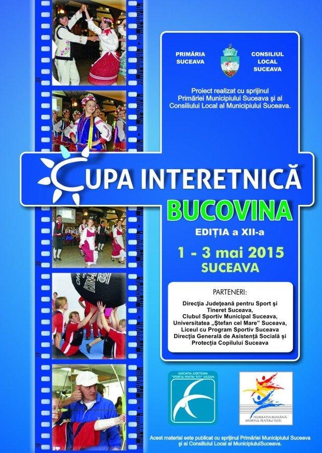 afis cupa interetnica 2015