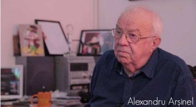 alexandru arsinel