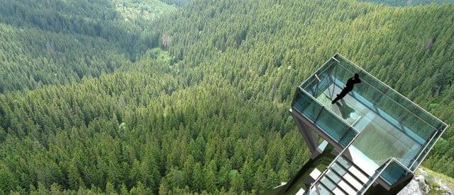 4 Piatra Soimului_Rarau_model 3d skywalk